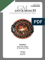 Gm Auktion 235 Katalog