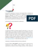 Planeacion Agregada - Analisis Punto de Equilibrio - AMFE
