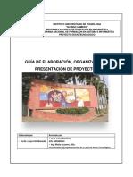 Guia de Proyecto sociotecnològico  PNF INFORMATICA