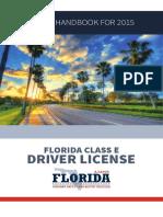 English Driver Handbook