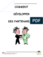 4 Developper Des Partenariats