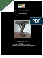Themes in Ese Ifa, Ifa Literature Biological Genesis