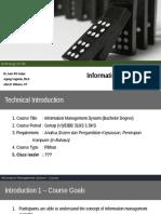 RPKPS Sistem Informasi Manajemen