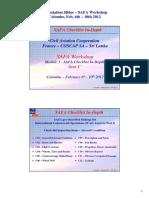 1.3-4 SAFA Checklist in-Depth C Items - COL