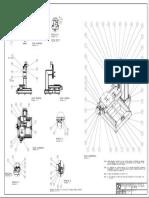Fresadora CNC, Plano Conjunto