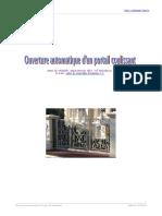 Projet Ouverture Portail1