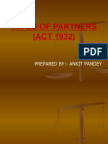 Types of Partners 1