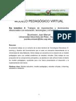 Modelo Pedagogico Virtual