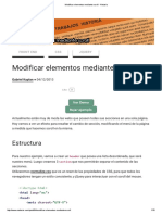 Modificar Elementos Mediante Scroll - Nebaris