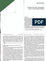 La Síntesis Biosocial, Una Propuesta Teórica en Antropbio
