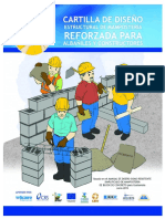 Cartilla de Diseo Estructural de Mampostera Reforzada Para Albailes y Constructores