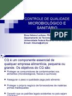 Controle de Qualidade Microbiologico2