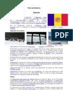 País de Andorra e Indonesia