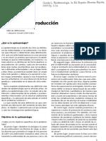 01 - Gordis L - Epidemiologia - Introduccion