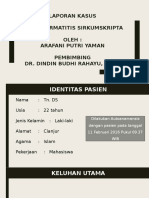 Neurodermatitis - Presentasi Kasus