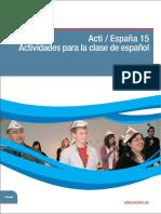Para aprender español