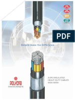 Xlpe Cable Catalouge