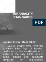 Airquality Standards
