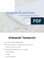 125 AngularJS and Ionic