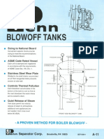 Psc Blowoff Tanks