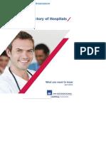 Hospitals AXA PPP