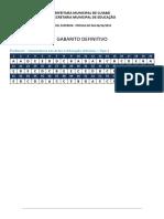 Fgv 2015 Prefeitura de Cuiaba Mt Professor Educacao Fisica Gabarito