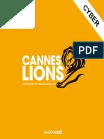 Cannes Lions 2011 Winners for Cyber En