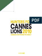 Cannes Lions 2010 Promo Pr Direct En