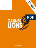 Cannes Lions 2011 Winners for Design En