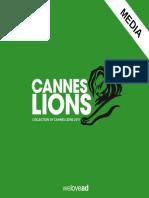 Cannes Lions 2011 Winners for Media En