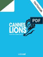 Cannes Lions 2011 Winners for Outdoor En