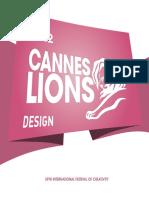 Cannes Lions 2012 Winning Campaigns Design En