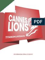 Cannes Lions 2012 Winning Campaigns Titanium Integrated En