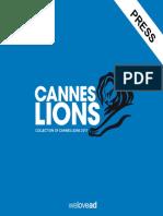Cannes Lions 2011 Winners for Press En