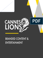 Cannes Lions 2014 Branded Content Entertainment En