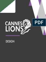 Cannes Lions 2014 Design En