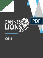 Cannes Lions 2014 Cyber En