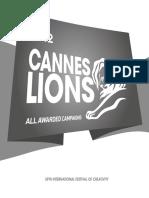 Cannes Lions 2012 En