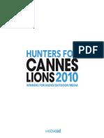 Cannes Lions Outdoor Media Radio En