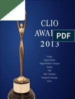 Clio Awards 2013 2 En