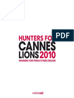 Cannes Lions Press Cyber Design En
