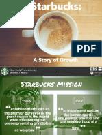 Starbucks Presentation - Case Study