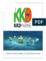 KKD Marine - Helping You Expedite O&G Projects in India