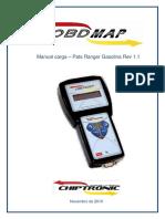 Obddmap - Ford - Ranger 2.3 - Adicionar Chaves - Rev. 1.1