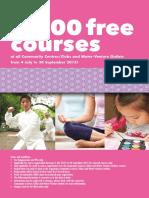 Free 2000 PA Courses