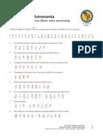 03 Guía de Respuestas - Astronomía