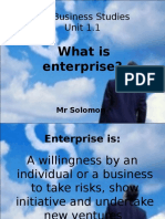 Enterprise Introduction