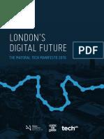 Londons Digital Future PDF