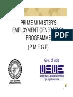 Presentation on PMEGP Scheme