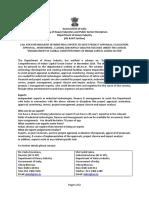 CG Scheme Implementation